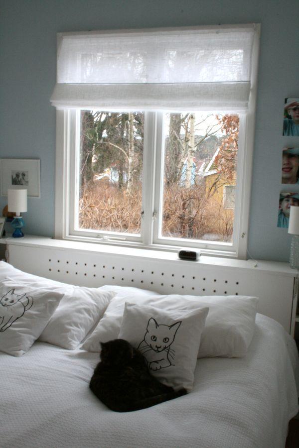 Chez Larsson New Curtains