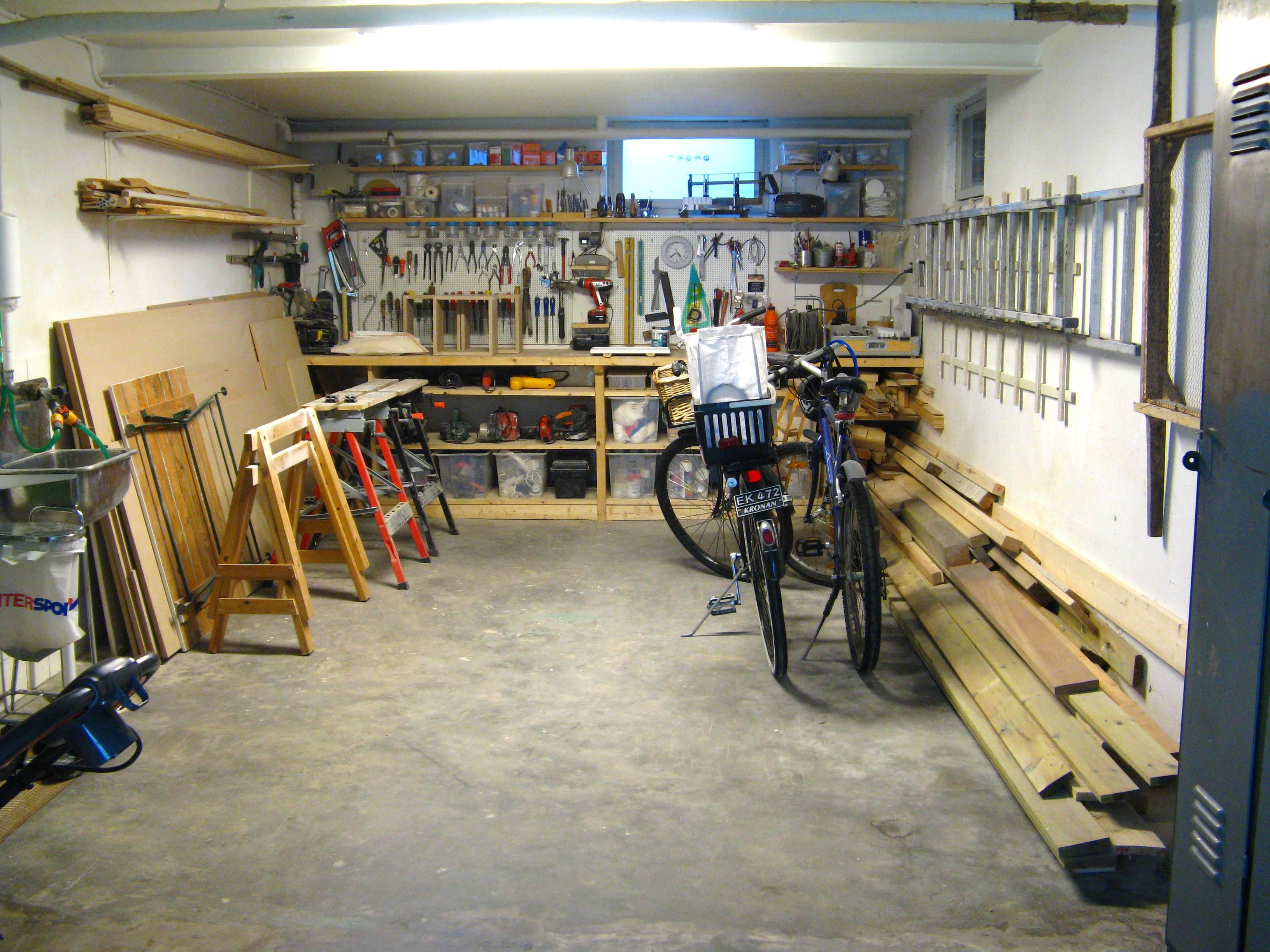 Производство в гараже своими руками 50